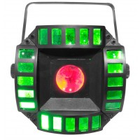 Chauvet Cubix 2.0 Multicolored & LED centerpiece