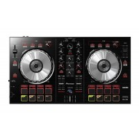 Pioneer's DDJ-SB 2-channel DJ Controller is Designed for use with Serato DJ Intro Software