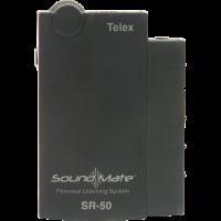Telex SR-50 Channel # K Frequency # 75.6 SoundMate Single Channel Receiver